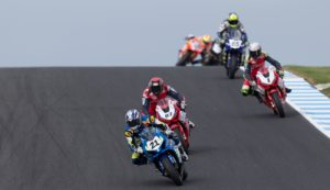 Support categories confirmed to race at the Michelin® Australian Motorcycle Grand Prix 2018