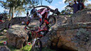 2019 Australian Trial Championship Jumps over the Bass Straight