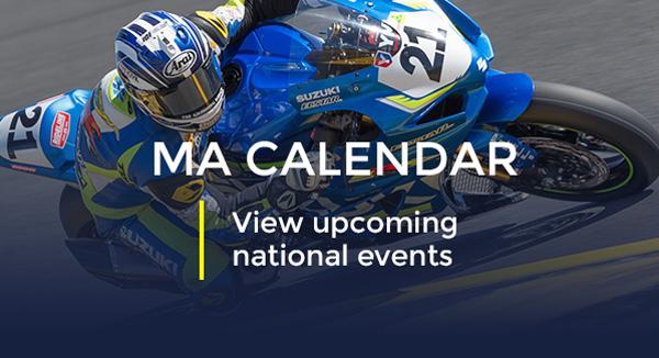 MA Calendar
