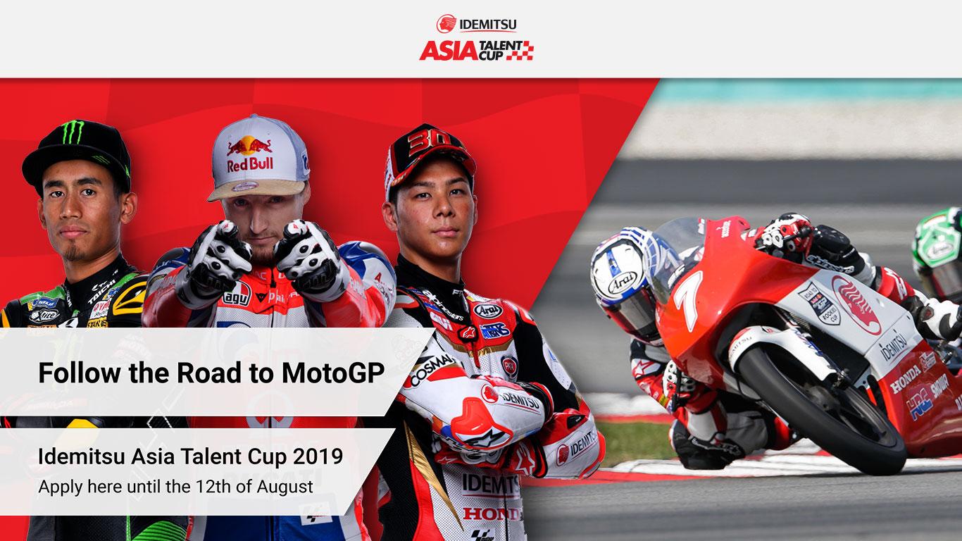 Follow the Road to MotoGP - Motorcycling Australia