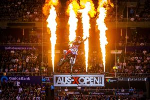 Chad Reed confirmed for S-X Open Auckland