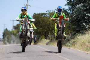 Australia Brings The Heat In Day One 2018 ISDE