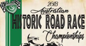 Revved and Ready for the 2018 Shannons Australian Historic Road Racing Championship!