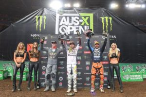 Champions crowned in front of packed out Sydney crowd